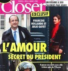 #Hollande...ce romantique qui ne va qu'au cœur