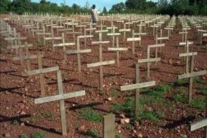 #Génocide rwandais : les images du sketch que la chaîne Canal + voulait faire disparaître