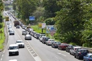 Annonce de stations en grève - #Martinique janvier 2014