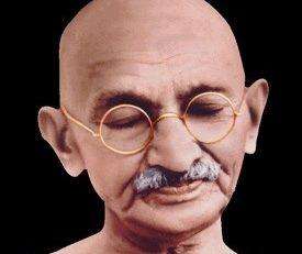 Vous avez dit...#Gandhi ?