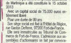 Le Conseil Régional de Martinique est-il en train de devenir un paradis fiscal ?