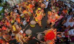 L'image du Mardi Gras en #Martinique