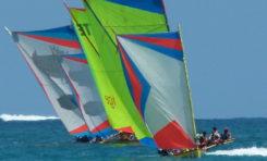 Yole ronde de #Martinique : 5ème journée au Vauclin