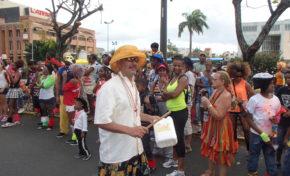 #Carnaval de #Martinique : Bwabwa et Boisbois
