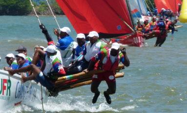 Yoles Rondes de Martinique : Brasserie Lorraine est revenue