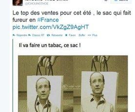 Christine aime tellement François #Hollande qu'elle veut lui passer la corde au cou