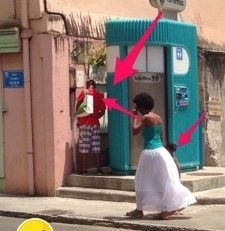 La #Martinique avance...et si lolo'y pa té anba bouden'y et si on s'y mettait ?