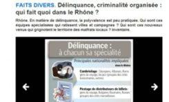 """Infographie du """"Progrès"""" sur la délinquance : pourquoi des poursuites sont probables"""