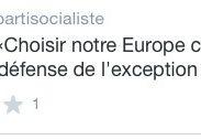 Les tweets du jour (6 mai 2014)