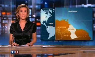 La #Guyane vue par #TF1