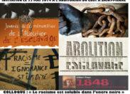 Colloque en mémoire de la traite, de l'esclavage et de leurs abolitions