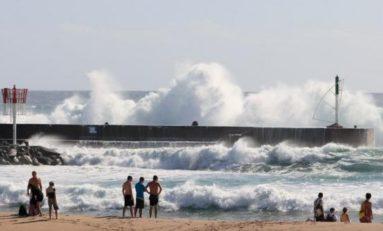 Île de La Réunion : Vigilance Forte houle à compter du samedi 21 juin 2014