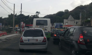 Énième peur collective de la panne sèche en #Martinique