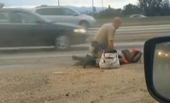 Un officier de police frappe une femme et scandalise les Etats-Unis