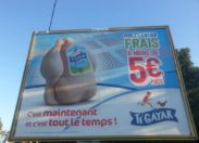 Un poulet entier frais à moins de 5 € pièce c'est possible dans les DOM mais... uniquement à l'île de La Réunion