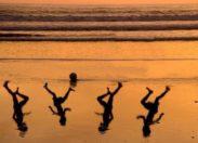 PHOTO DU JOUR: HOMMAGE D'UN ARTISTE ISRAÉLIEN AUX ENFANTS DE #GAZA