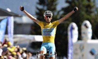 Le cas #Nibali dévore le Tour de #France cycliste 2014