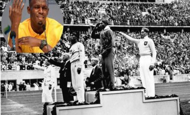 #Usain #Bolt ... Usain no #balls ?