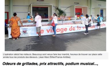 """#Martinique : """"...pas assez méconnue du grand public, la viande locale fait les frais de ce désintérêt"""""""