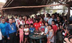 #Guyane : Contrôle de l'#ONCFS lors des Journées des Peuples autochtones
