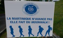 La #Martinique n'avance pas...elle fait du MOONWALK