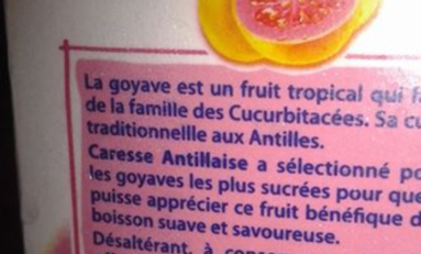Caresse Antillaise...le fruit d'une passion orthographique made in #Martinique