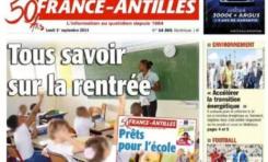 #France-Antilles fait une rentrée fracassante en #Martinique
