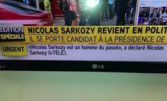 """""""Nicolas #Sarkozy est un homme du passé"""""""