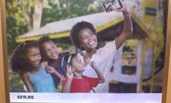 #SFR #Réunion réinvente le #selfie