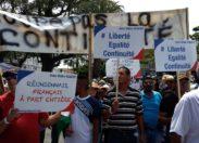 La #Réunion...l'île où la droite invente l'obligation de faire grève