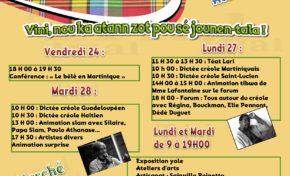 Semaine Internationale du Créole