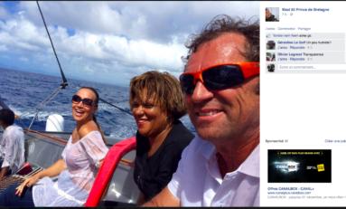 Quand Karine Roy-Camille mouille plus que son corsage pour le #tourisme en #Martinique