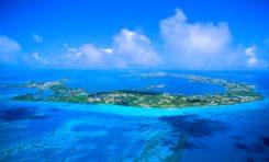 L'America's Cup se met en #bermuda aux #Bermudes