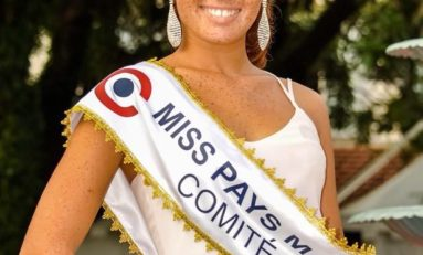 Clara #Amory est Miss Pays #Martinique