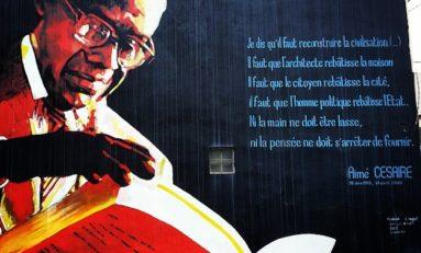 Et si on écoutait Aimé #Cesaire ? Et si on s'y mettait sérieusement ?