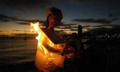Céli-Bwabwa et les 40 voleurs nommé bwabwa du Carnaval 2015