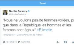 La dernière de Nicolas #Sarkozy...