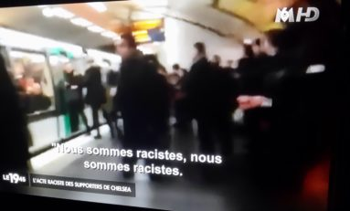 #Chelsea : le #CRAN porte plainte contre les supporters, mais aussi contre la #RATP