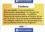 #Cambusy ...