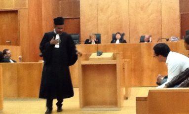Maître Georges-Emmanuel Germany remet de l'ordre dans le dés(ordre) des avocats et à la Cour d'appel de Fort-de France en #Martinique