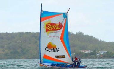 Zapetti/Gerblé/Appaloosa Champion de Martinique Bébé-Yole 2015