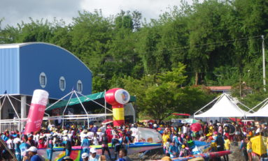 Yole ronde de Martinique : Challenge du 22 mai 2015
