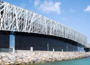 Inauguration du Mémorial ACTe en #Guadeloupe : 8,2 millions d'euros la journée d'inauguration