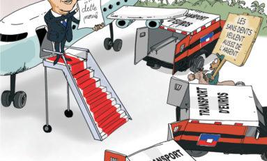 Hollande à Haïti : parole, parole, parole ......