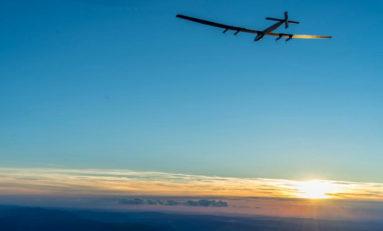 Cette avion va voler 6 jours sans une goutte de carburant...