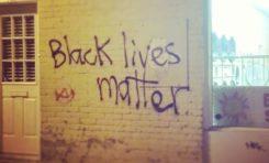 Black Lives Matter, Canada. 2015