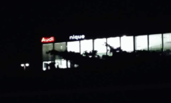 Audi .....nique