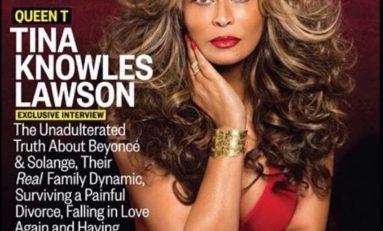 C'est la mère de Beyoncé...