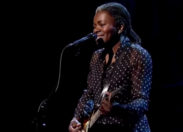 """Tracy Chapman chante """"Stand by me"""", live @Letterman"""