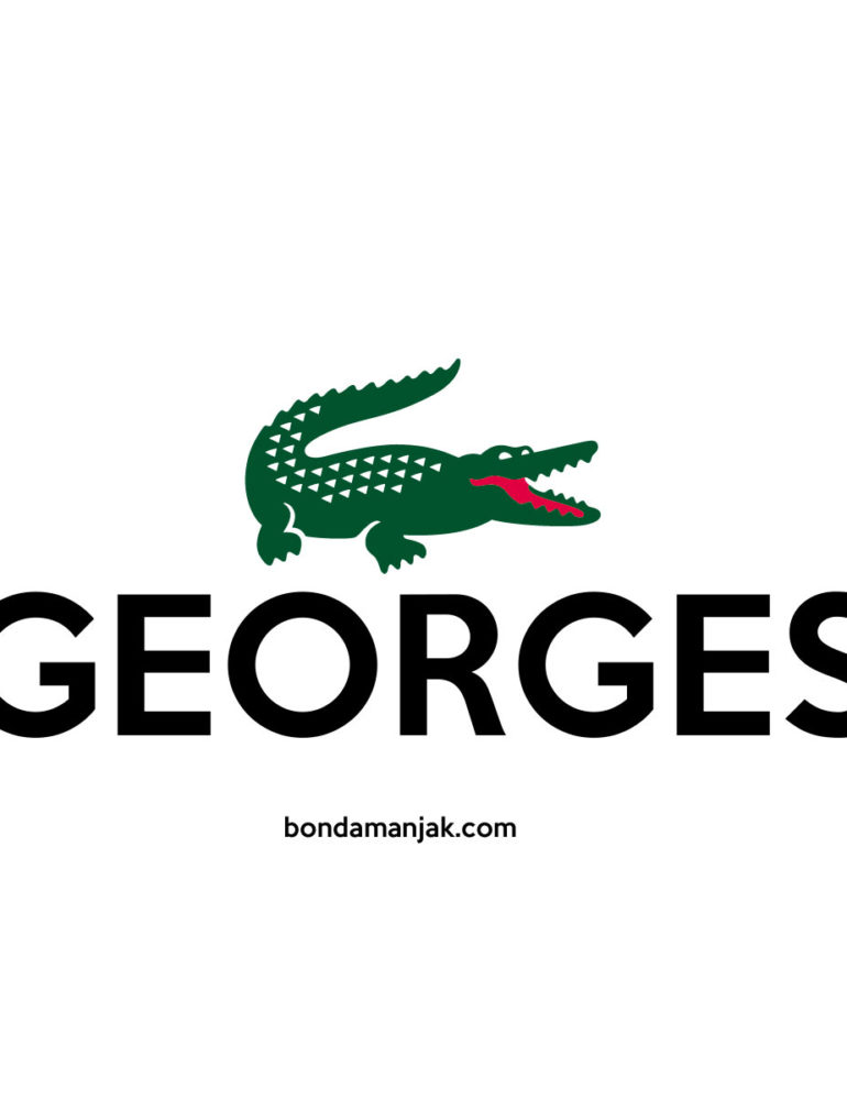 Georges, a star is born.